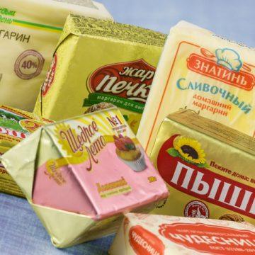 Как выбрать хороший маргарин