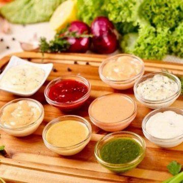 Какие бывают соусы и с чем их можно подавать